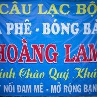 CLB Bong ban Hoang Lam